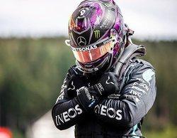 Lewis Hamilton se adjudica la sexta pole position en Spa sin ninguna oposición de sus rivales