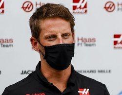 "Romain Grosjean: ""Antes de la carrera, habría firmado poder pelear con Ferrari"""