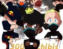 Los Chibis (300): Imbatible