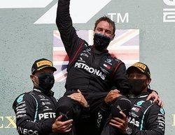 """Lewis Hamilton: """"Conseguir la pole y la victoria en este fin de semana es fantástico"""""""