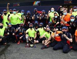 """Max Verstappen: """"No estamos aquí para terminar terceros, queremos más"""""""