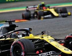 """Daniel Ricciardo: """"El cuarto puesto es un resultado excelente para el equipo"""""""