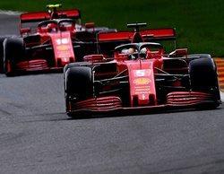 """Brawn, sobre el ritmo de Ferrari en Bélgica: """"No pierdes 1,3 segundos por vuelta de un año a otro"""""""