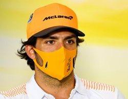 """Carlos Sainz: """"Tengo un 100% de confianza en la gente de Ferrari"""""""