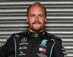 Valtteri Bottas encabeza la tabla de tiempos en la primera sesión de Libres del GP de Italia
