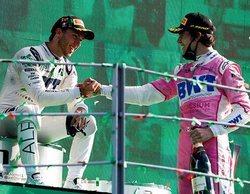 """Lance Stroll: """"La espera ha valido la pena para este segundo podio"""""""
