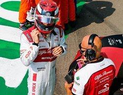 """Kimi Räikkönen, tras la carrera en Monza: """"Ha sido un resultado muy decepcionante al final"""""""