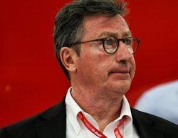 """Louis Camilleri: """"Si miras a Mercedes, una de sus claves es la estabilidad y a nosotros nos falta"""""""