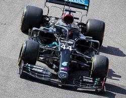 Lewis Hamilton despierta en el momento clave de la clasificación y se adjudica la pole nº 95 en F1