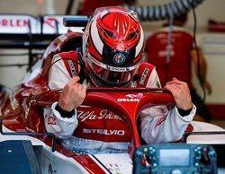 """Kimi Räikkönen: """"La decimotercera posición es un buen resultado dadas las circunstancias"""""""