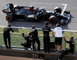 Lewis Hamilton esquiva las dificultades y se alza con la victoria en una carrera caótica en Mugello