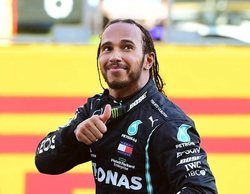 """Lewis Hamilton: """"Ha sido uno de los días más duros que he vivido a nivel físico y mental"""""""