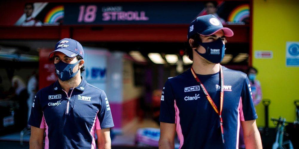 """Sergio Pérez: """"El podio era posible hoy, pero no teníamos el ritmo para estar en la lucha"""""""