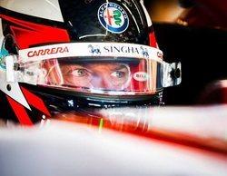 """Räikkönen: """"Podemos estar satisfechos por llevar puntos a casa; podíamos haber obtenido más"""""""