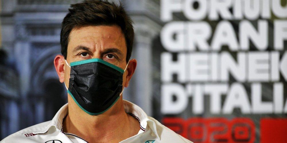 """Toto Wolff, sobre Ineos: """"Es el equipo Mercedes AMG Petronas F1 y nada va a cambiar eso"""""""