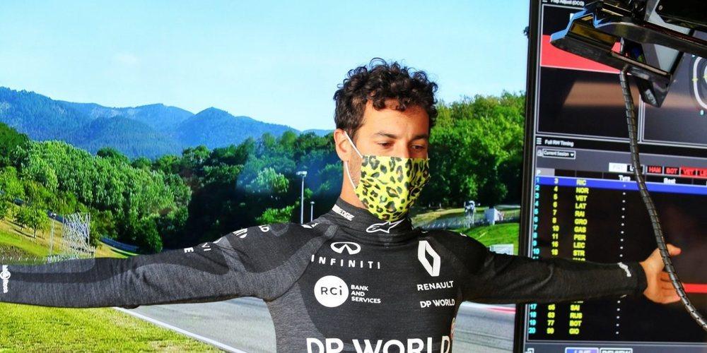 "Daniel Ricciardo: ""Me gustan los tripletes de Grandes Premios, pero al final me siento cansado"""
