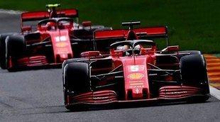 """Davide Valsecchi: """"Ferrari es un desastre, el coche no es rápido y nada está en el lugar correcto"""""""