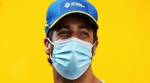 """Daniel Ricciardo, de Piastri: """"En Monza hizo adelantamientos interesantes y mantuvo la cabeza fría"""""""