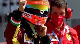 """Mick Schumacher: """"Un gran momento para mí y estoy muy agradecido a Ferrari por esta oportunidad"""""""
