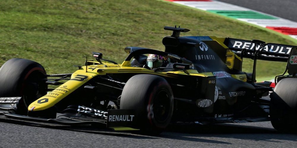 "Ricciardo: ""Hemos progresado en las pistas de alta carga aerodinámica, nos motiva para las próximas"""