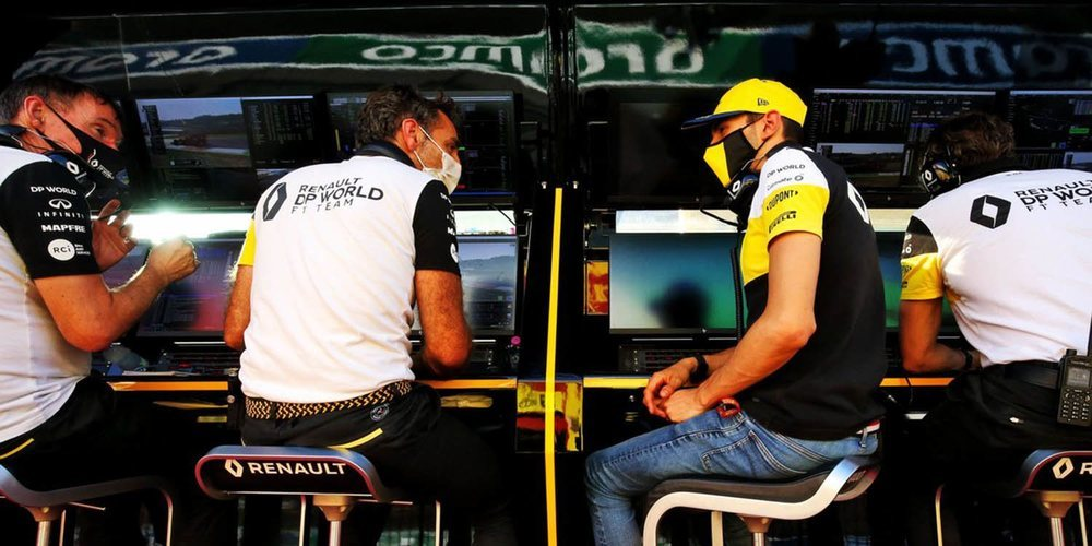 "Previa Renault - Rusia: ""Queremos continuar con esta buena racha y sumar este fin de semana"""