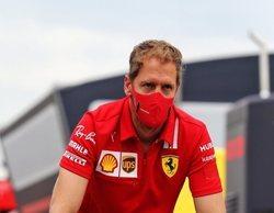 """Sebastian Vettel, sobre Aston Martin: """"Me dijeron claramente qué es posible y qué no"""""""