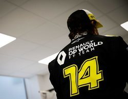 "Cyril Abiteboul: ""Sabemos que Fernando no comete errores, así que no tendremos excusas"""