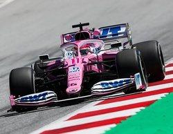 """Norris: """"Racing Point ha sido más rápido este año que el anterior; son más competitivos que nosotros"""""""