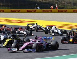 """Sergio Pérez: """"Si no logramos la tercera posición en el campeonato, estaremos decepcionados"""""""