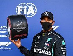 Lewis Hamilton rompe el cronómetro una vez más y logra una nueva pole position en Sochi
