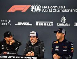 """Ricciardo y la llegada de Alonso: """"Estoy tratando de ser fiel a mi palabra y estar a la altura"""""""