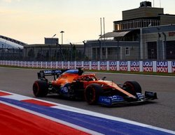 """Sainz: """"Estoy muy satisfecho con la sexta posición, pero debemos terminar el trabajo mañana"""""""