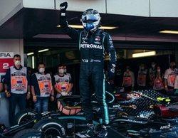 Bottas vence en Sochi y evita que Hamilton iguale a Schumacher