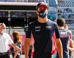 """Sergio Pérez: """"El cuarto puesto fue el mejor resultado que pudimos lograr, estoy muy feliz"""""""