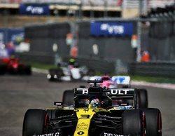 """Ricciardo: """"Estoy contento con mi día, con el resultado y por llevar buenos puntos a casa"""""""