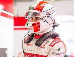 """Giovinazzi: """"Es frustrante terminar fuera de los puntos, pero estoy satisfecho con el resultado"""""""