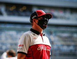 "Kimi Räikkönen: ""Batir récords no marcará la diferencia sobre si continúo o no en F1"""