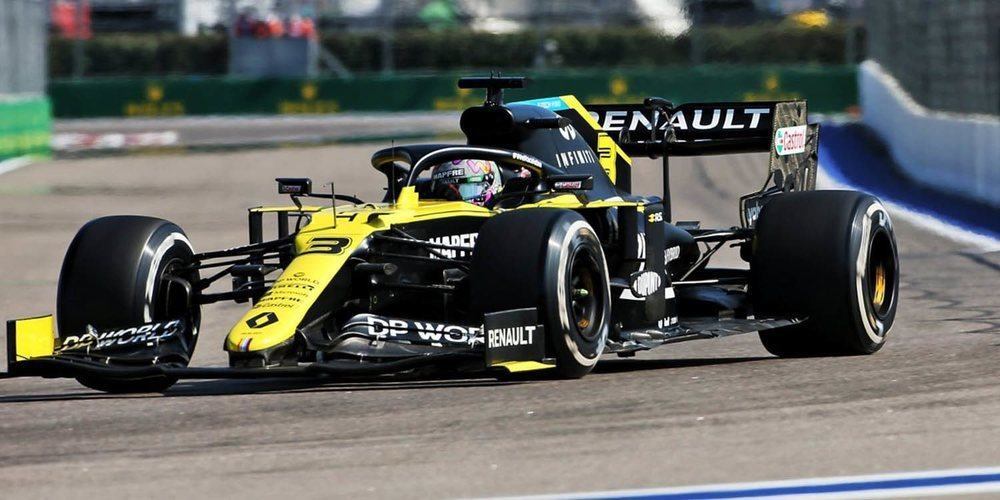 """Ricciardo: """"Estoy seguro de que estamos avanzando, lo que me ha dado confianza a partir de ahora"""""""