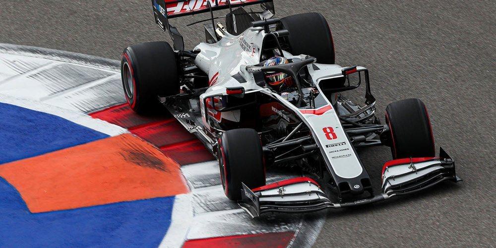 """Grosjean: """"Como no estamos desarrollando el coche, lo más probable es que retrocedamos"""""""
