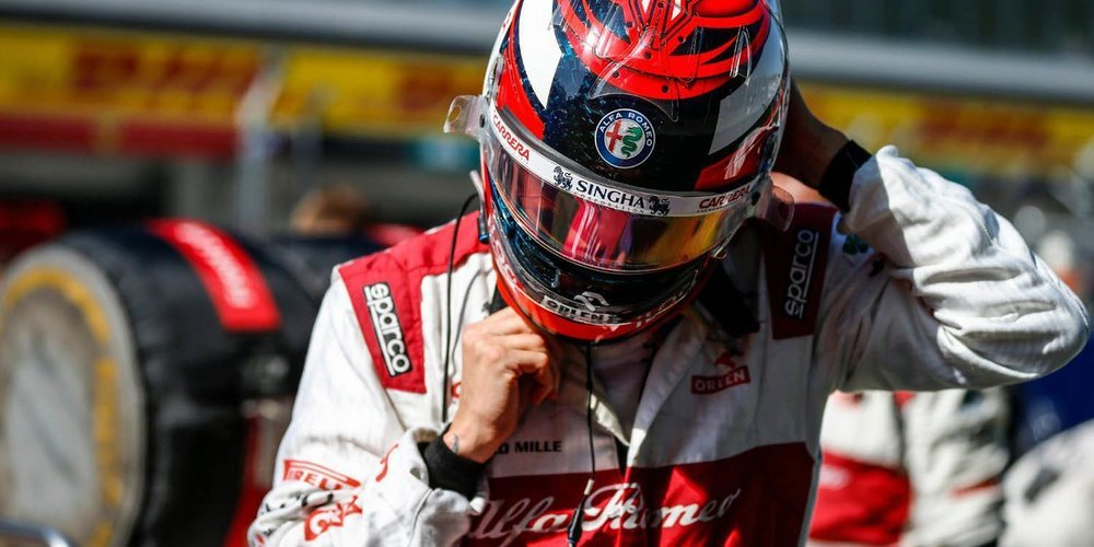 "Previa Alfa Romeo - Eifel: ""Hemos dado buenos pasos adelante, pero falta para llegar a los puntos"""