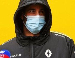 """Daniel Ricciardo: """"Es una pena no haber rodado hoy, pero no me ha afectado mucho"""""""
