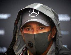 """Lewis Hamilton: """"Es decepcionante perdernos días como este"""""""