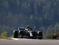 Bottas avisa en los libres 3 en Nürburgring