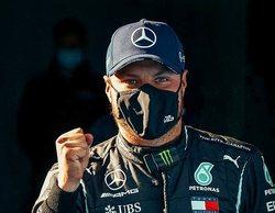 Valtteri Bottas brilla más que nadie y se asegura la pole position en el retorno de Nürburgring