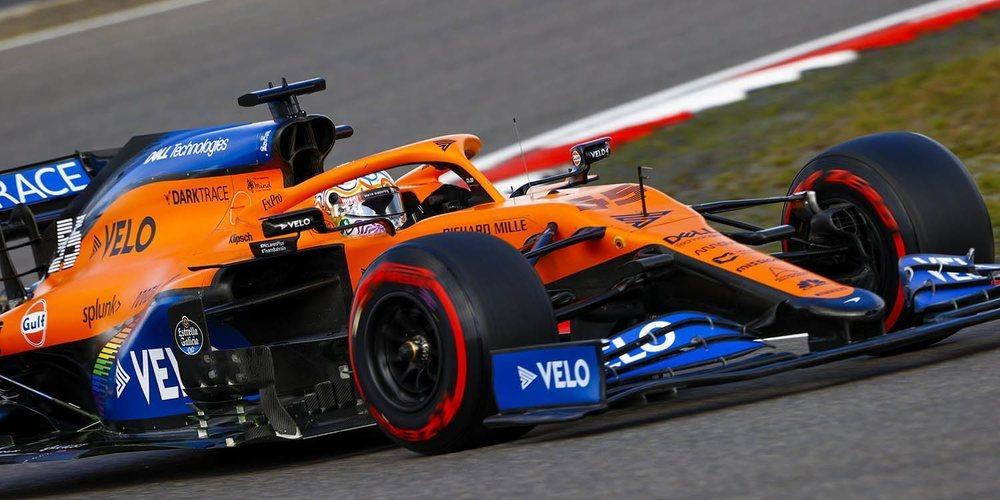 """Sainz: """"Aunque no había estado cómodo en el coche, podemos estar satisfechos con el quinto"""""""