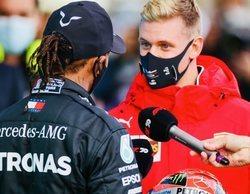 """Hamilton: """"Es difícil expresar con palabras lo que esto significa, fue más allá de mis sueños"""""""