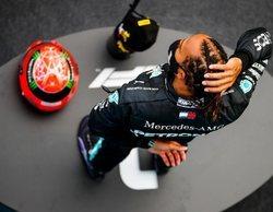 """Lewis Hamilton: """"Nuestro trabajo es ser el timón, guiar al equipo en la dirección correcta"""""""