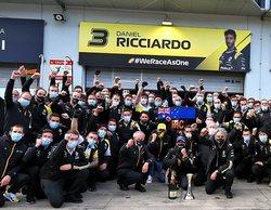 """Brawn, tras el podio de Ricciardo en Eifel: """"¿Se arrepentirá de dejar Renault para ir a McLaren?"""""""