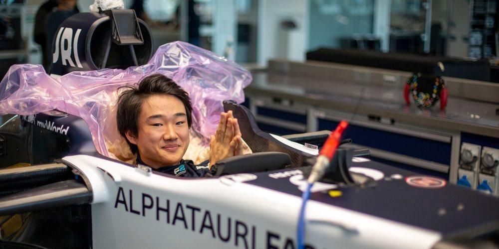 """Trevor Carlin ve al japonés en Alpha Tauri: """"Yuki es un novato que pelea por el título"""""""