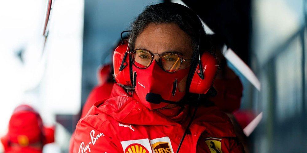 """Laurent Mekies: """"Nuestro trabajo es apoyar a los pilotos de la FDA para que lleguen a F1"""""""